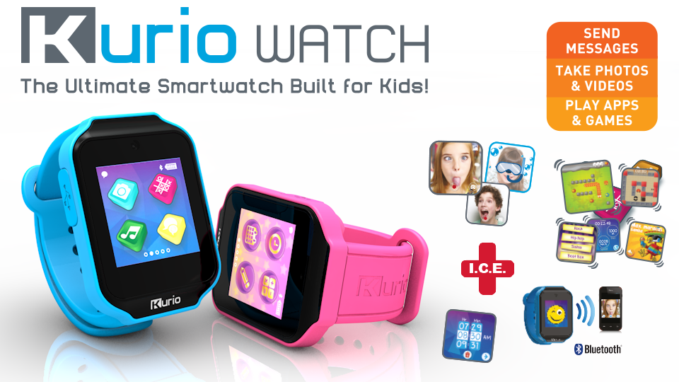 Kurio is the kids tablet for families, with parental